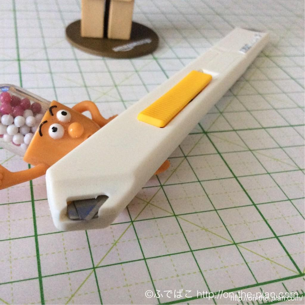 下の紙を傷つけない【一枚切り】OLFAのカッターTS-1キリヌーク