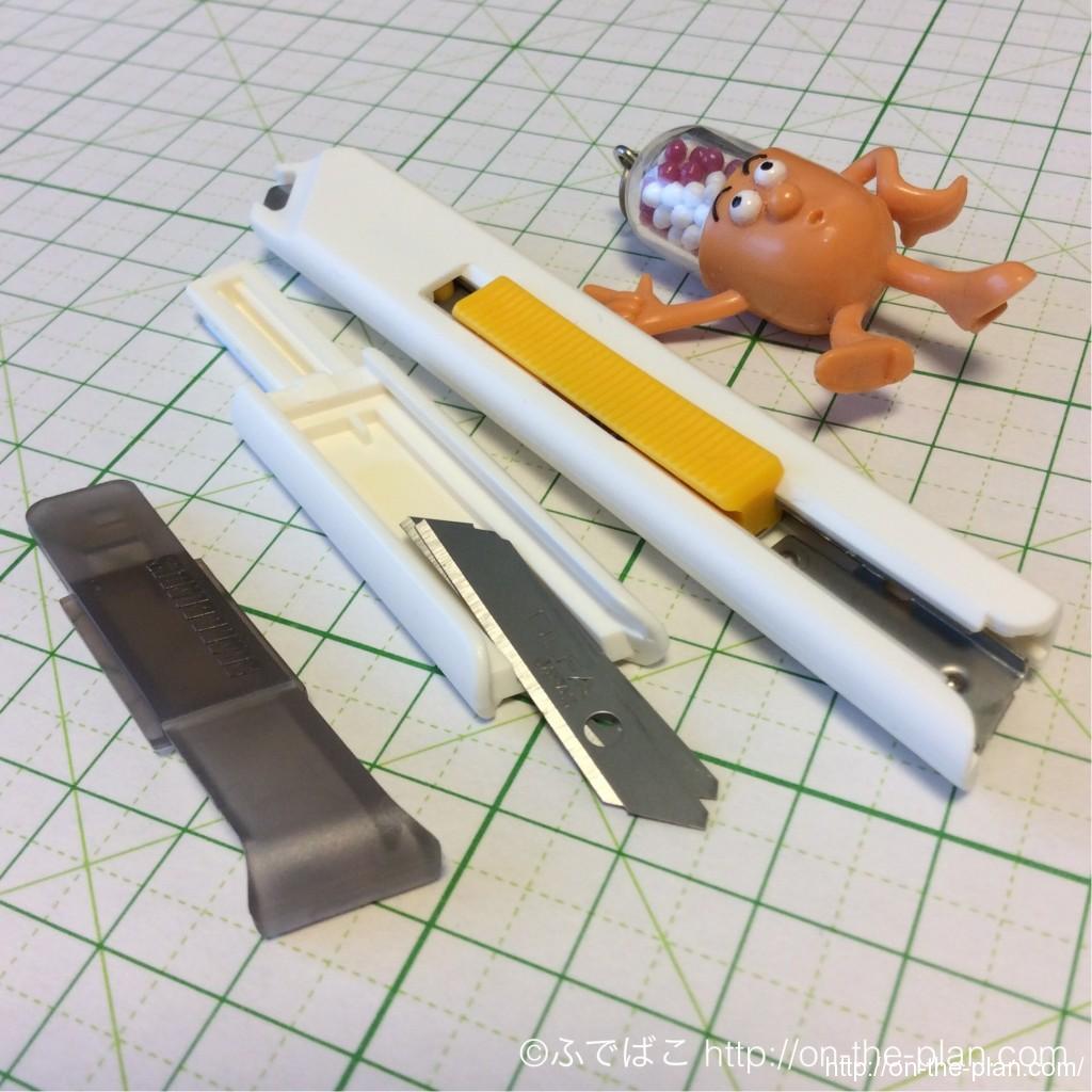 【一枚切り】OLFAのカッターTS-1キリヌークとキリヌーク替え刃