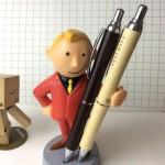 【ボールペン】パイロットの木軸ジャストミートに癒やしはあるか