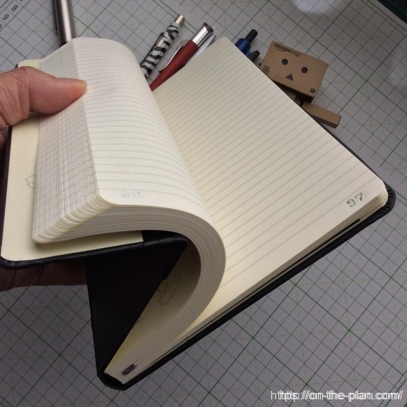 ぬはは、カスタマイズ、改造はハマります。中公竹義さんの足元にも及ばないけど再び「100円ノートの超メモ術」をハードカバーで運用してみます。