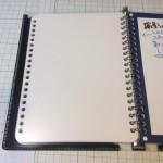 A5サイズのホワイトボードをノートとして使う