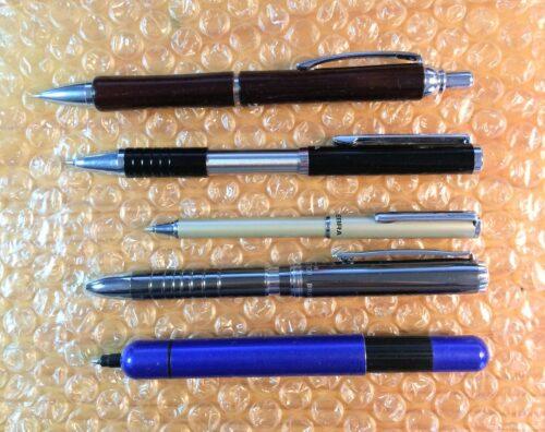 プラチナ万年筆の伸縮式多機能ペンMWBP-3000